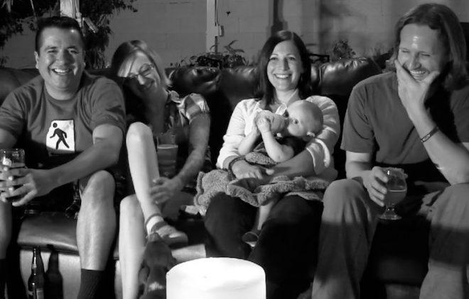 Palm Springs Life video vignette on Blasting Echo